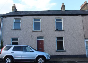 Thumbnail 4 bedroom end terrace house for sale in Commercial Street, Griffithstown, Pontypool