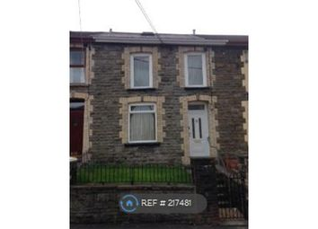 Thumbnail 4 bed terraced house to rent in Mount Libanus Street, Treorchy