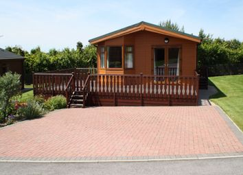 Thumbnail 2 bed property for sale in Lodge 5, Violet Bank, Simonscales Lane, Cockermouth, Cumbria