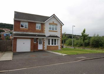 Thumbnail 4 bed detached house for sale in Inchgreen Gardens, Greenock