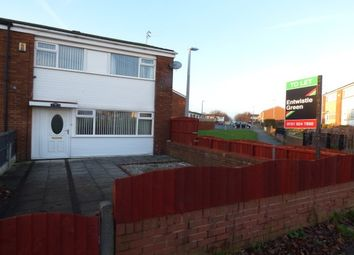 Thumbnail 3 bed property to rent in Pendle Drive, Litherland