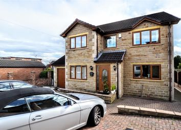 Thumbnail 4 bed detached house for sale in Brentwood Close, Hoyland, Barnsley