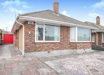 Thumbnail 3 bedroom detached bungalow for sale in Fletcher Crescent, Plymstock, Plymouth