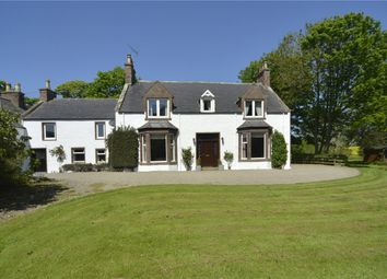 Thumbnail 5 bedroom detached house for sale in Fetterletter Farmhouse, Fyvie, Turriff, Aberdeenshire
