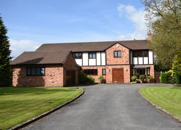 Thumbnail 6 bed detached house for sale in Sherbrook Rise, Wilmslow