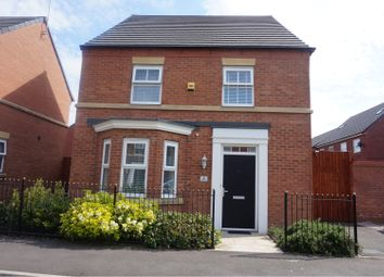 Thumbnail 4 bed detached house for sale in Millstream Way, Liverpool