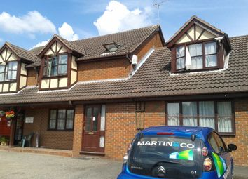 Thumbnail 1 bed flat to rent in Yarnfield, Stone, Staffordshire