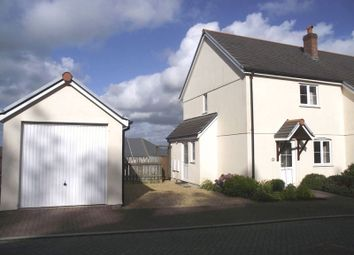 Thumbnail 2 bed semi-detached house to rent in Penworth Close, Launceston