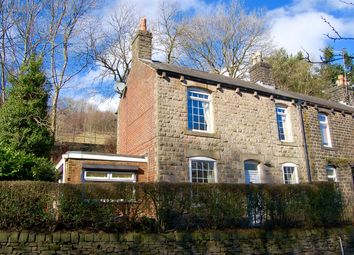 Thumbnail 2 bed end terrace house for sale in Oldham Road, Uppermill, Oldham