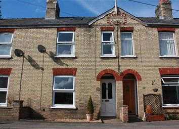 Thumbnail 3 bedroom terraced house to rent in Carpenters Court, Rectory Lane, Somersham, Huntingdon
