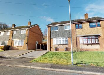 Thumbnail 3 bedroom semi-detached house for sale in Cambridge Drive, Clayton, Newcastle-Under-Lyme