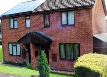 Thumbnail 2 bedroom semi-detached house for sale in Coed Y Nantpenycae, Wrexham