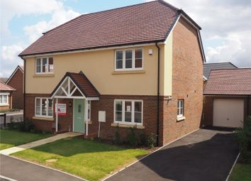 Thumbnail 4 bedroom detached house for sale in Robson Terrace, Cody Road, Waterbeach, Cambridgeshire