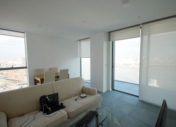 Thumbnail 1 bed flat for sale in Lawn House Close, London