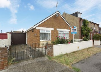Thumbnail 2 bedroom detached bungalow for sale in Princes Avenue, Ramsgate