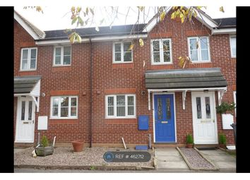Thumbnail 2 bed terraced house to rent in Astcote Court, Doncaster