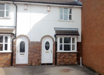 Thumbnail 1 bed terraced house to rent in Mercer Street, Newton-Le-Willows