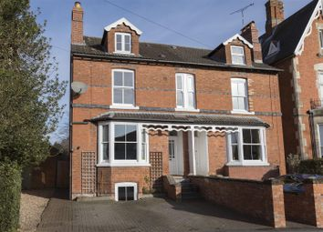 Thumbnail 4 bed semi-detached house for sale in Station Road, Kenilworth
