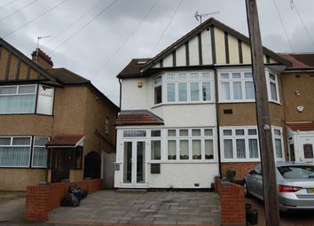 Thumbnail 3 bed end terrace house for sale in Uplands Road, Woodford Green