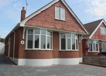Thumbnail 4 bed detached bungalow to rent in Hillside Crescent, Cosham, Portsmouth