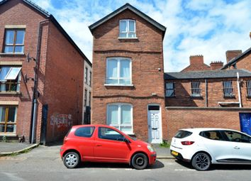 Thumbnail 4 bed terraced house for sale in Dudley Street, Belfast