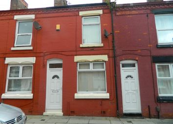 Thumbnail 2 bedroom terraced house to rent in Dentwood Street, Liverpool
