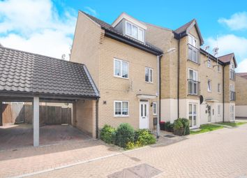 Thumbnail 4 bedroom end terrace house for sale in Spindle Drive, Thetford