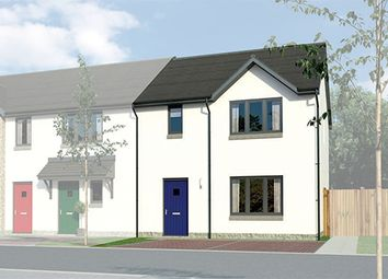 "Thumbnail 3 bedroom terraced house for sale in ""Caplewood End"" at Old Lang Stracht, Kingswells, Aberdeen"