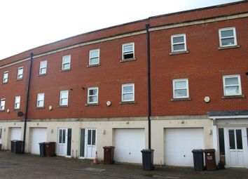 Thumbnail 4 bed mews house to rent in Cambrai Close, Lincoln