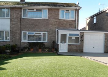 Thumbnail 3 bed semi-detached house for sale in Grove Road, Portland