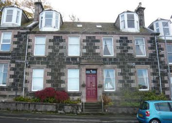 Thumbnail 1 bed flat for sale in 6, Victoria Place, Port Bannatyne, Isle Of Bute