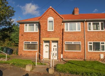 Thumbnail 2 bed flat for sale in Oak Avenue, Dunston, Gateshead