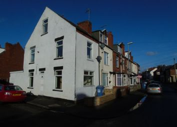Thumbnail 2 bed terraced house to rent in Derby Street, Mansfield