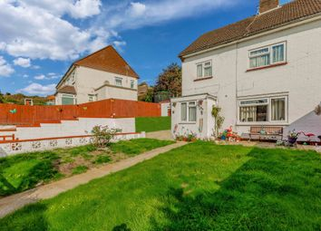 Thumbnail 3 bed semi-detached house for sale in Norwich Drive, Lower Bevendean, Brighton, UK