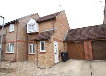 Thumbnail 2 bedroom semi-detached house for sale in Kingsmead Court, Littleport, Ely