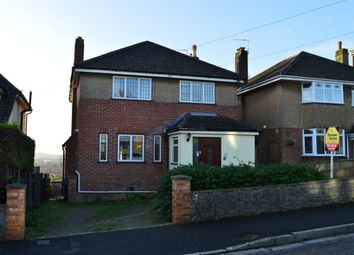 Thumbnail 3 bed detached house for sale in Farm Road, Weston-Super-Mare
