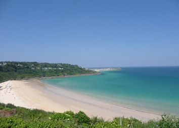 Thumbnail 3 bed flat for sale in Monowai Apartments, Carbis Bay, St Ives, Cornwall