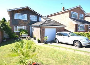Thumbnail 4 bedroom detached house for sale in Kingfisher Close, Basingstoke, Hampshire