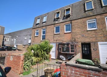 Thumbnail 4 bed town house to rent in Hercules Street, Portsmouth
