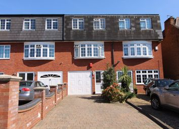 Thumbnail 4 bed town house for sale in Uplands Park Road, Enfield