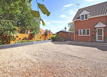 Thumbnail 3 bed semi-detached house for sale in Westhorpe Road, Finningham, Stowmarket