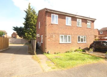 Thumbnail 3 bed property to rent in Branton Close, Luton