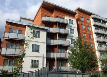 Thumbnail 2 bed flat to rent in Crossway Point, Norwood Road, Reading, Berkshire