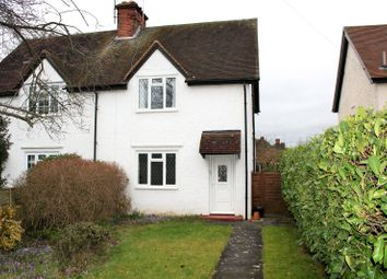 Thumbnail 3 bedroom semi-detached house for sale in Pound Lane, Sonning, Reading, Berkshire