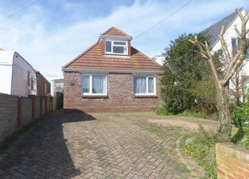 Thumbnail 3 bed detached bungalow for sale in Camp Road, Weymouth, Dorset