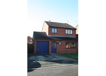 Thumbnail 3 bedroom detached house for sale in 4 Rowan Close, Stenson Fields, Derby, Derbyshire