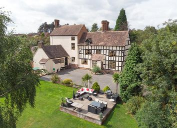 Waresley, Kidderminster, Worcestershire DY11. 6 bed detached house for sale