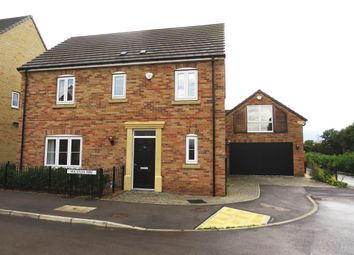 Thumbnail 4 bed detached house for sale in Wicstun Way, Market Weighton, York