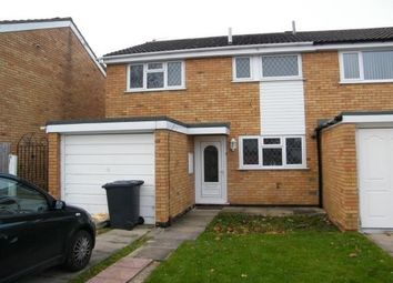 Thumbnail 3 bedroom semi-detached house to rent in Milton Crescent, Beaumont Leys
