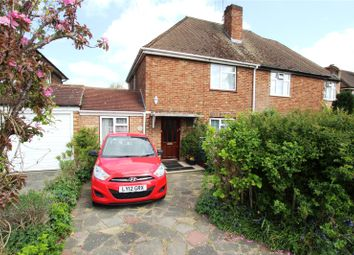 Thumbnail 3 bed semi-detached house for sale in Betterton Drive, Sidcup, Kent